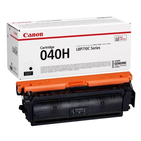 Заправка картриджа CANON 040 HBk