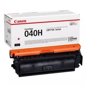 Заправка картриджа CANON 040HM