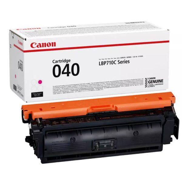 Заправка картриджа CANON 040 M