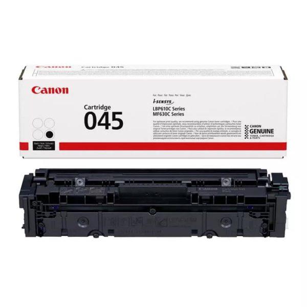 Заправка картриджа CANON 045 Bk