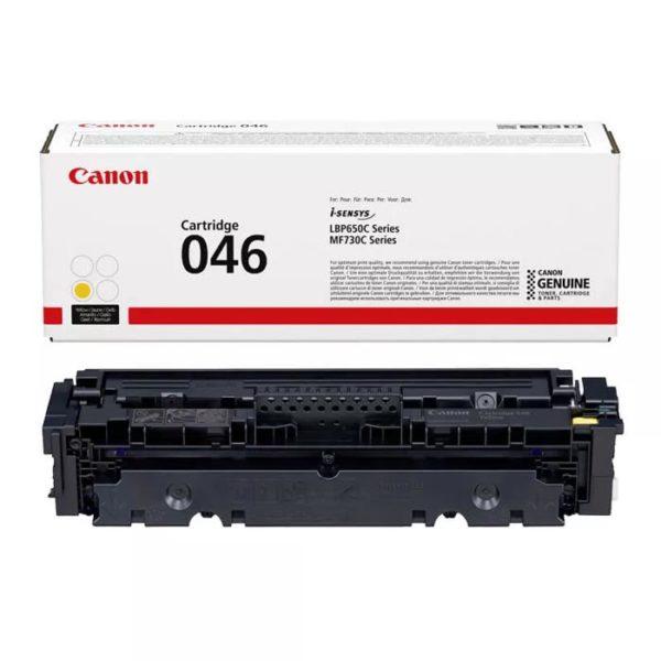 Заправка картриджа CANON 046 Y