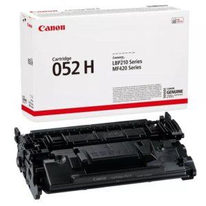 Заправка картриджа CANON 052H