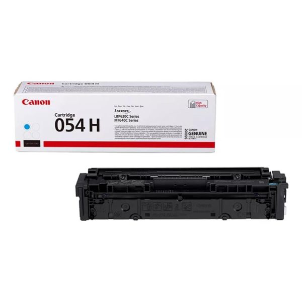 Заправка картриджа CANON 054H C
