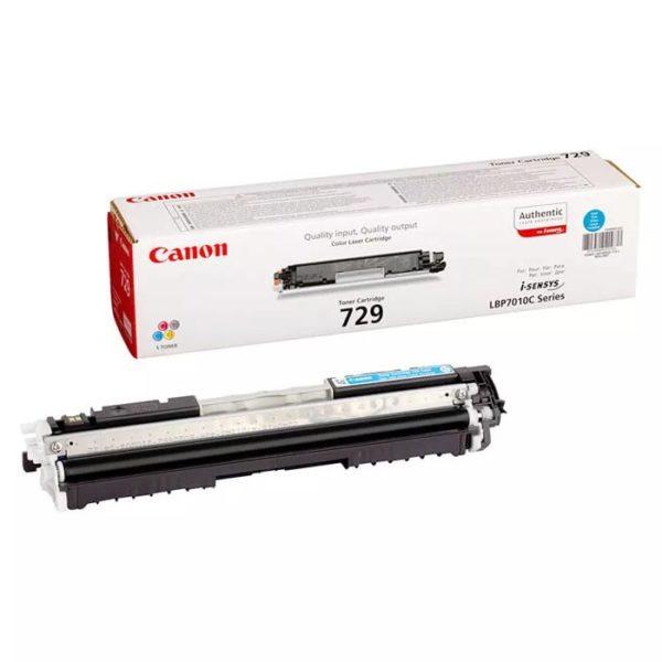 Заправка картриджа CANON 729 C