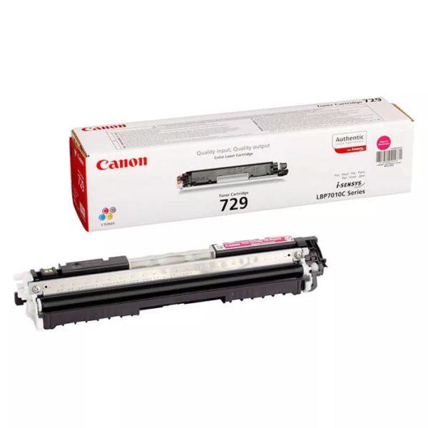 Заправка картриджа CANON 729 M