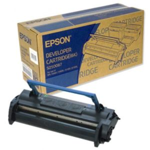 Заправка картриджа EPSON C13S050087