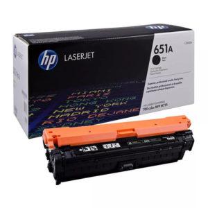 Заправка картриджа CE340A (651A)