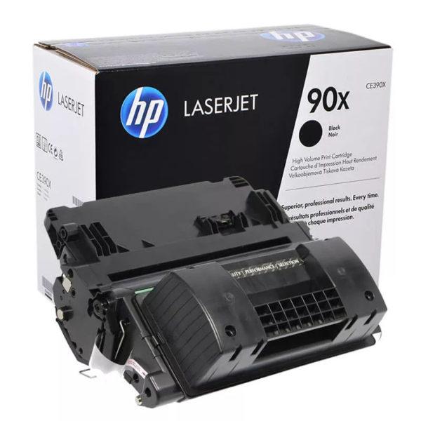 Заправка картриджа HP CE390X (90X)