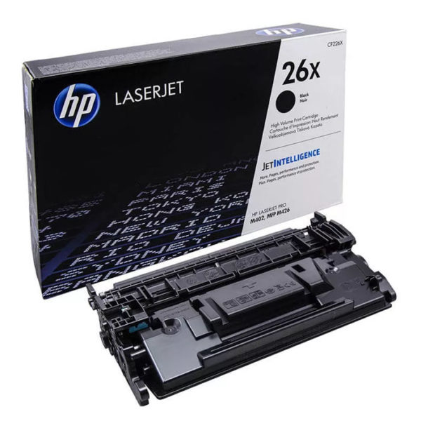 Заправка картриджа HP CF226X (26X)
