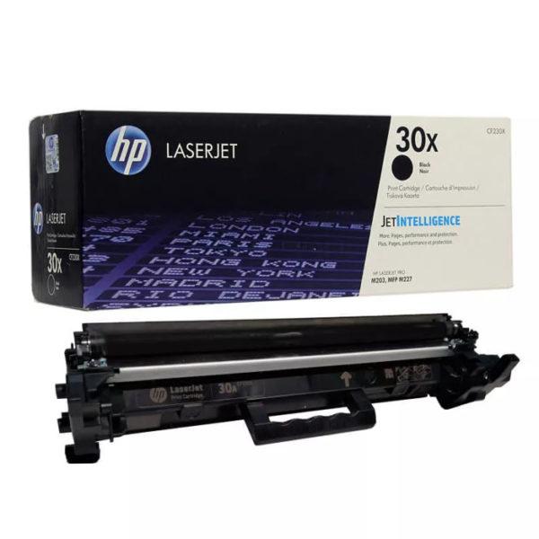 Заправка картриджа HP CF230X (30X)