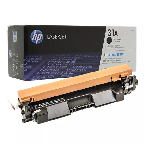 Заправка картриджа HP CF231A (31A)