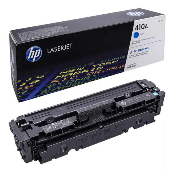 Заправка картриджа HP CF411A (410A)
