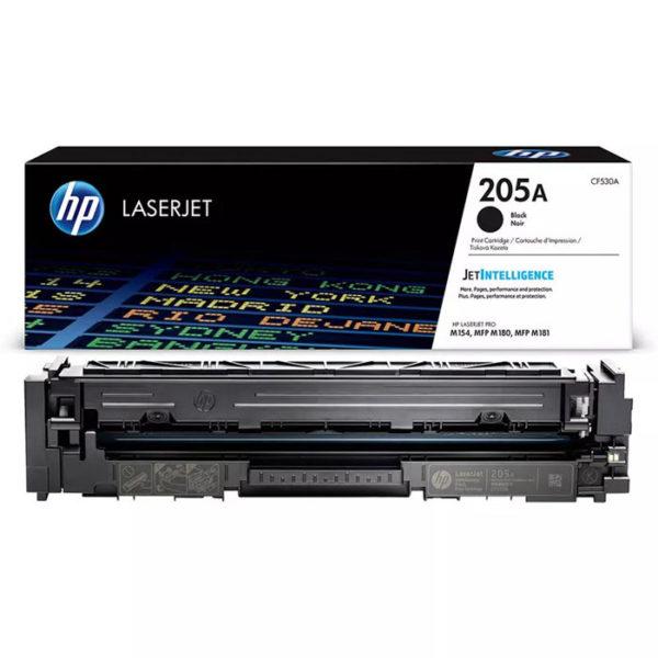 Заправка картриджа HP CF530A (205A)