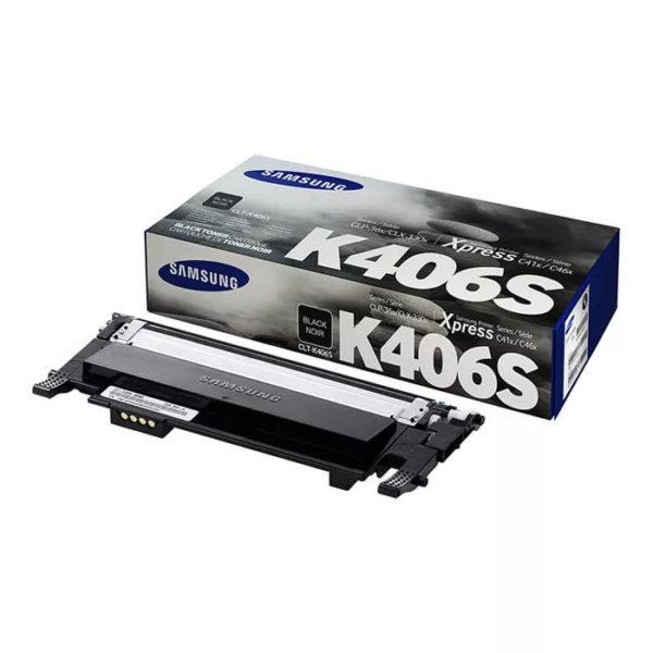 Заправка картриджа SAMSUNG CLT K406S