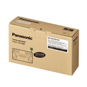 Заправка картриджа PANASONIC KX-FAT431A7