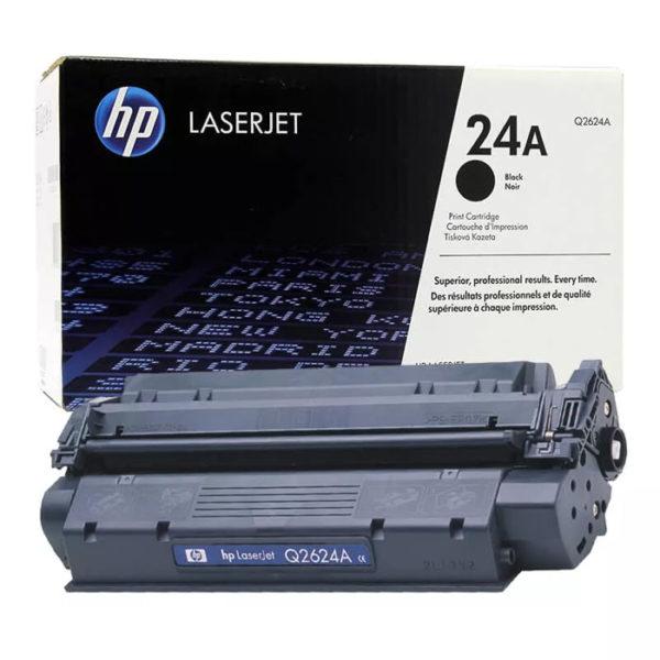 Заправка картриджа HP Q2624A (24A)