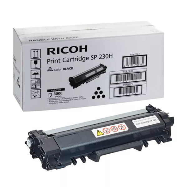 Заправка картриджа RICOH SP 230H (408294)