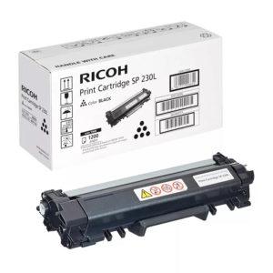 Заправка картриджа RICOH SP 230L (408295)