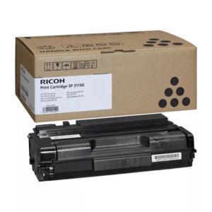 Заправка картриджа RICOH SP 311XE (821242)