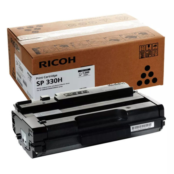 Заправка картриджа RICOH SP 330H (408281)