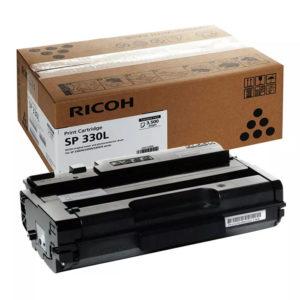 Заправка картриджа RICOH SP 330L (408278)
