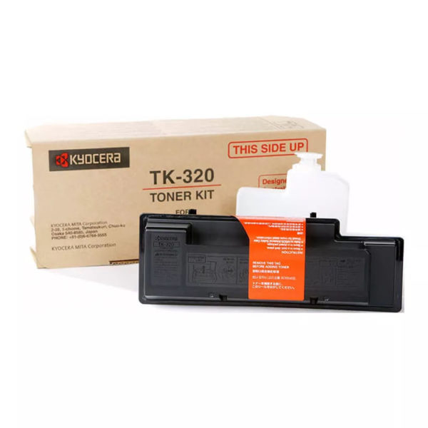 Заправка картриджа KYOCERA TK-320