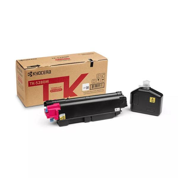 Заправка картриджа KYOCERA TK-5280M