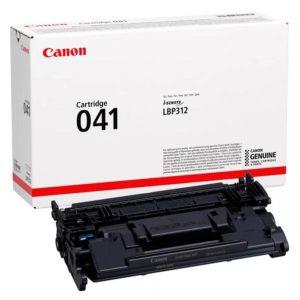Заправка картриджа CANON 041