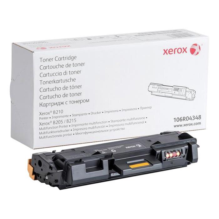 Заправка картриджа XEROX 106R04348
