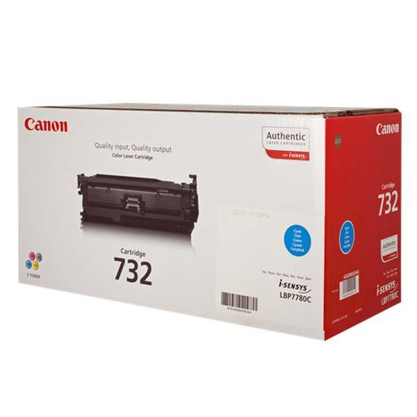Заправка картриджа CANON 732 C