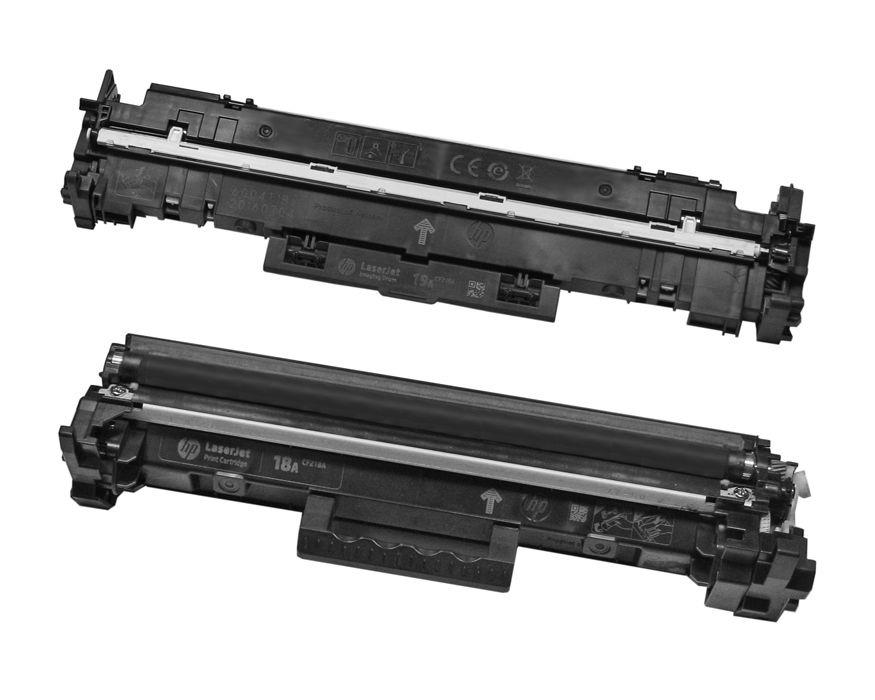 Заправка картриджа HP CF218A (18A)