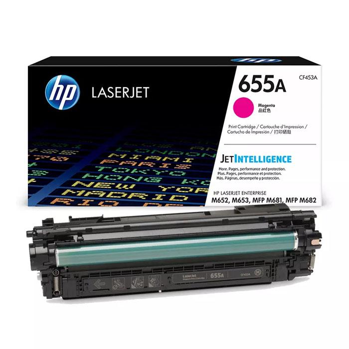 HP CF453A 655A