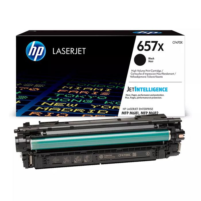 HP CF470X 657X