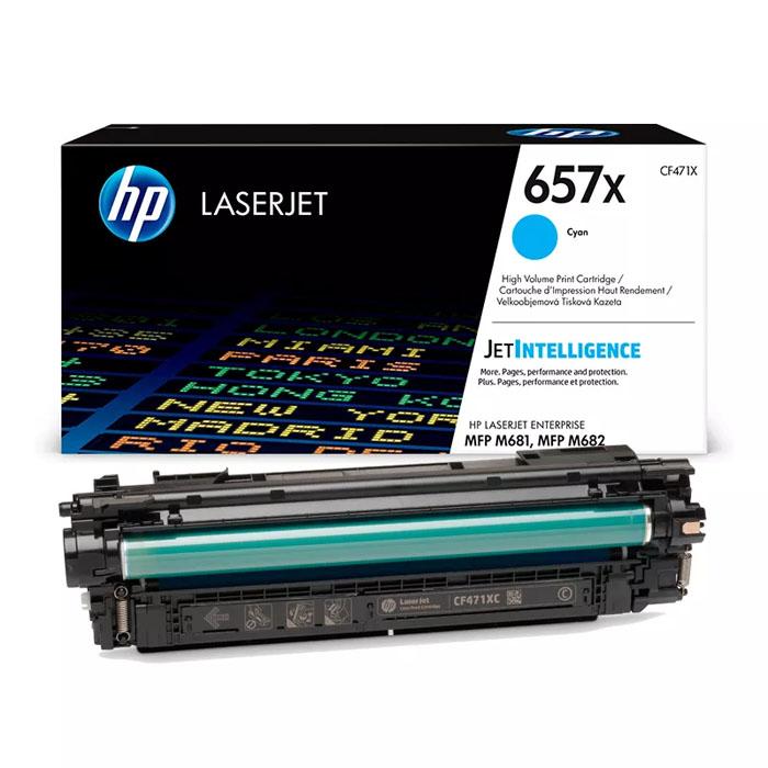 HP CF471X 657X