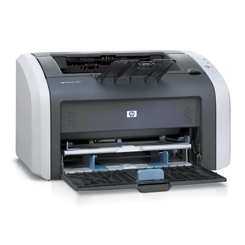 Заправка картриджа HP laserJet 1010