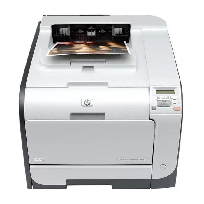 HP Color LaserJet CP2025