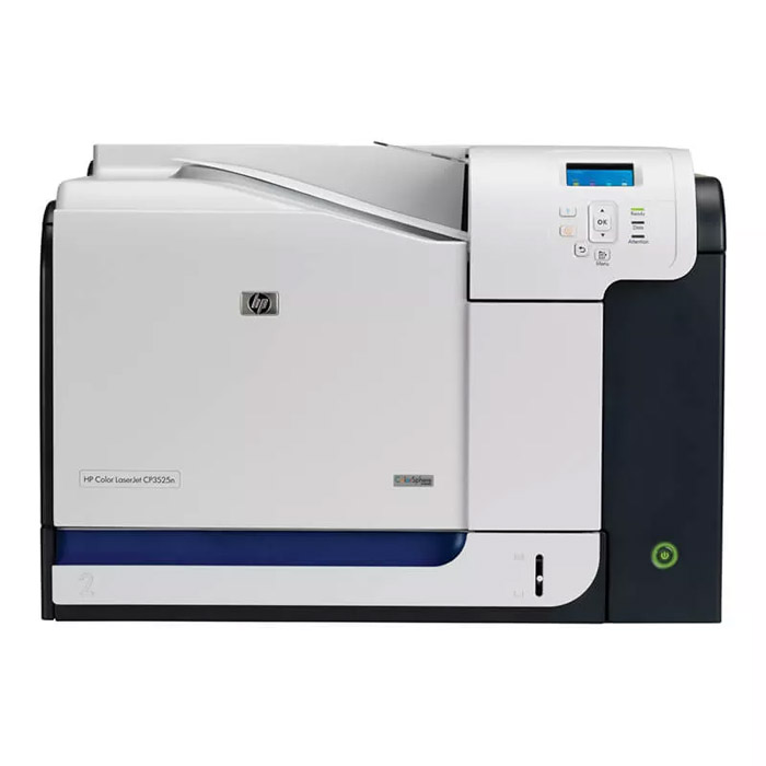 HP Color LaserJet CP3525n