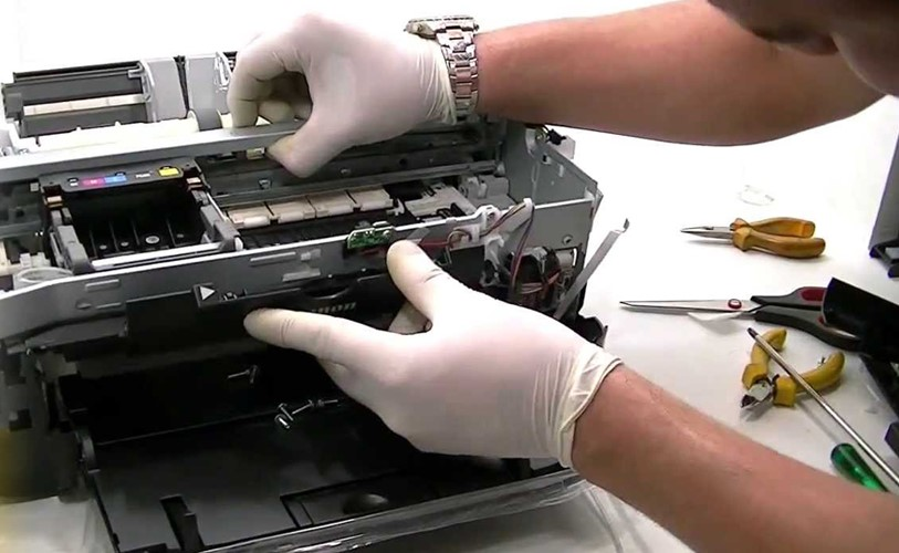 remont printerov Canon